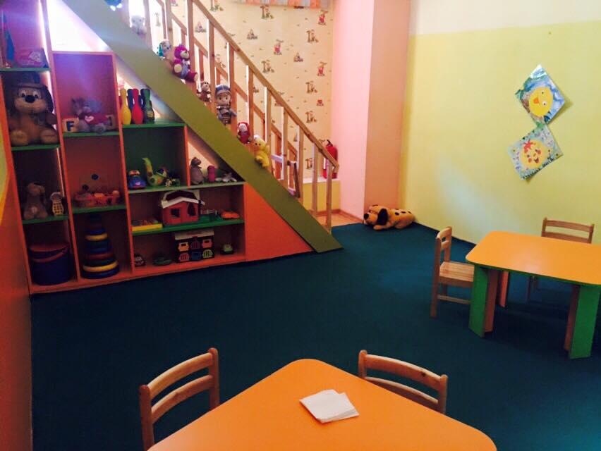 "Центр раннего развития ""ABC FIRST SCHOOL"""