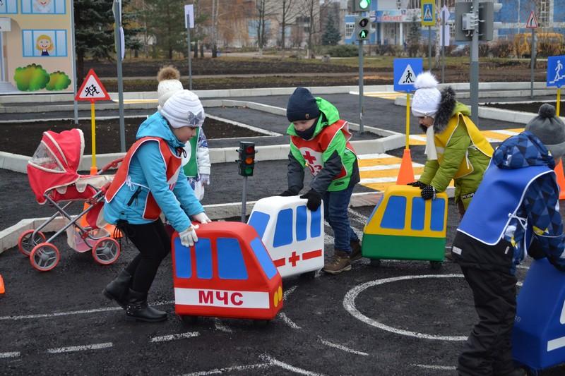 В Азербайджане появятся детские автогородки и автоплощадки
