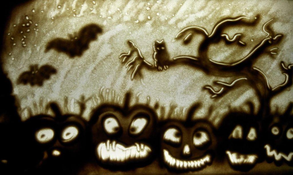 Хэллоуин со студией