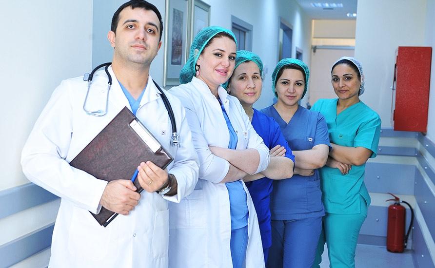 """""""AZER-TURK MED HOSPITAL"""""""