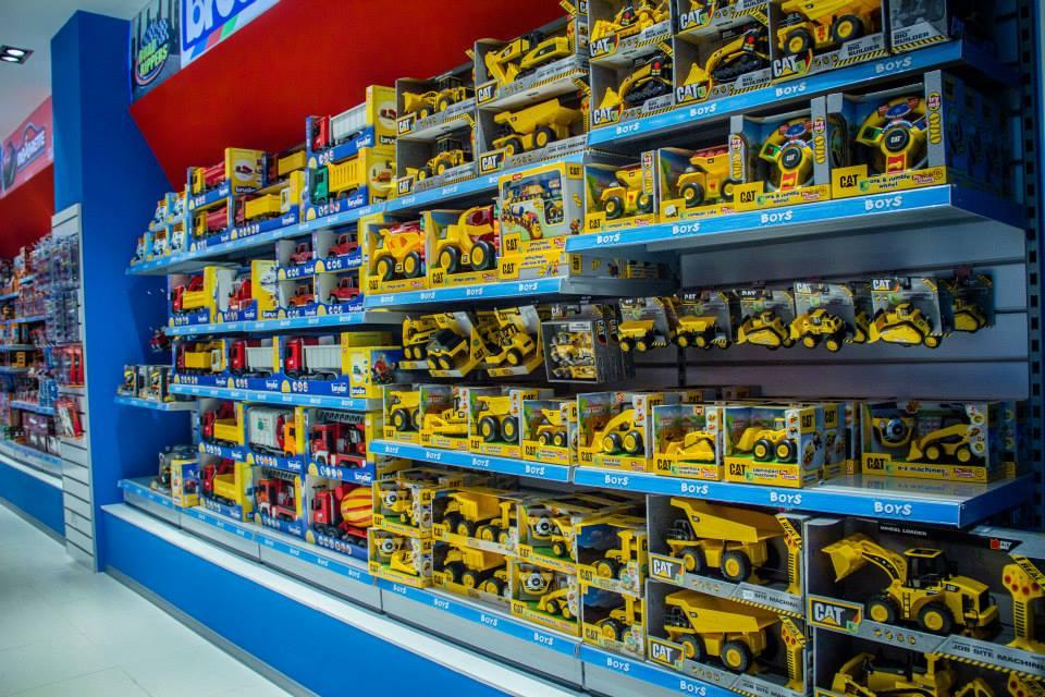 """Магазин игрушек """"The Toy Store"""""""