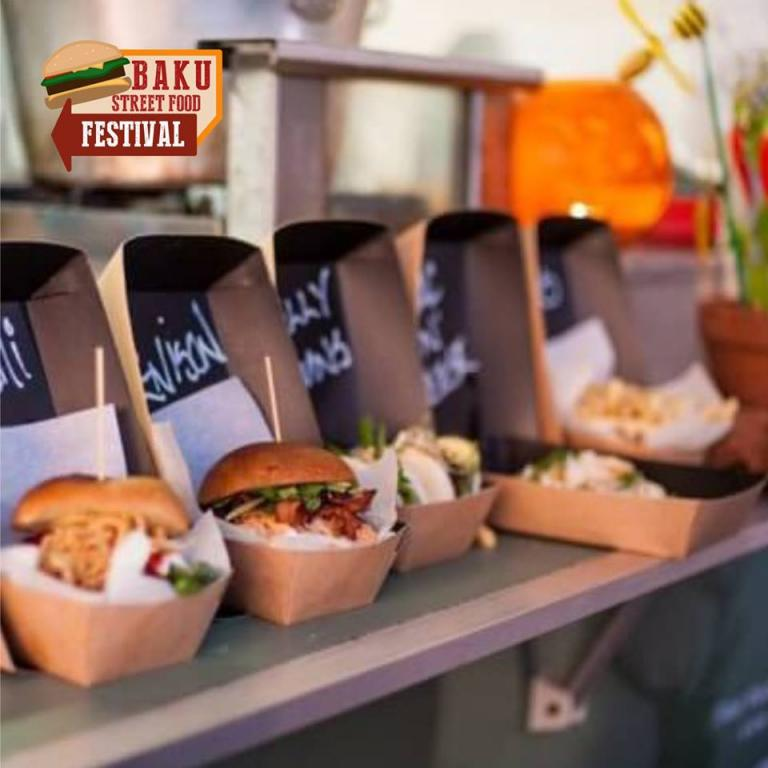 Baku Street Food Festival