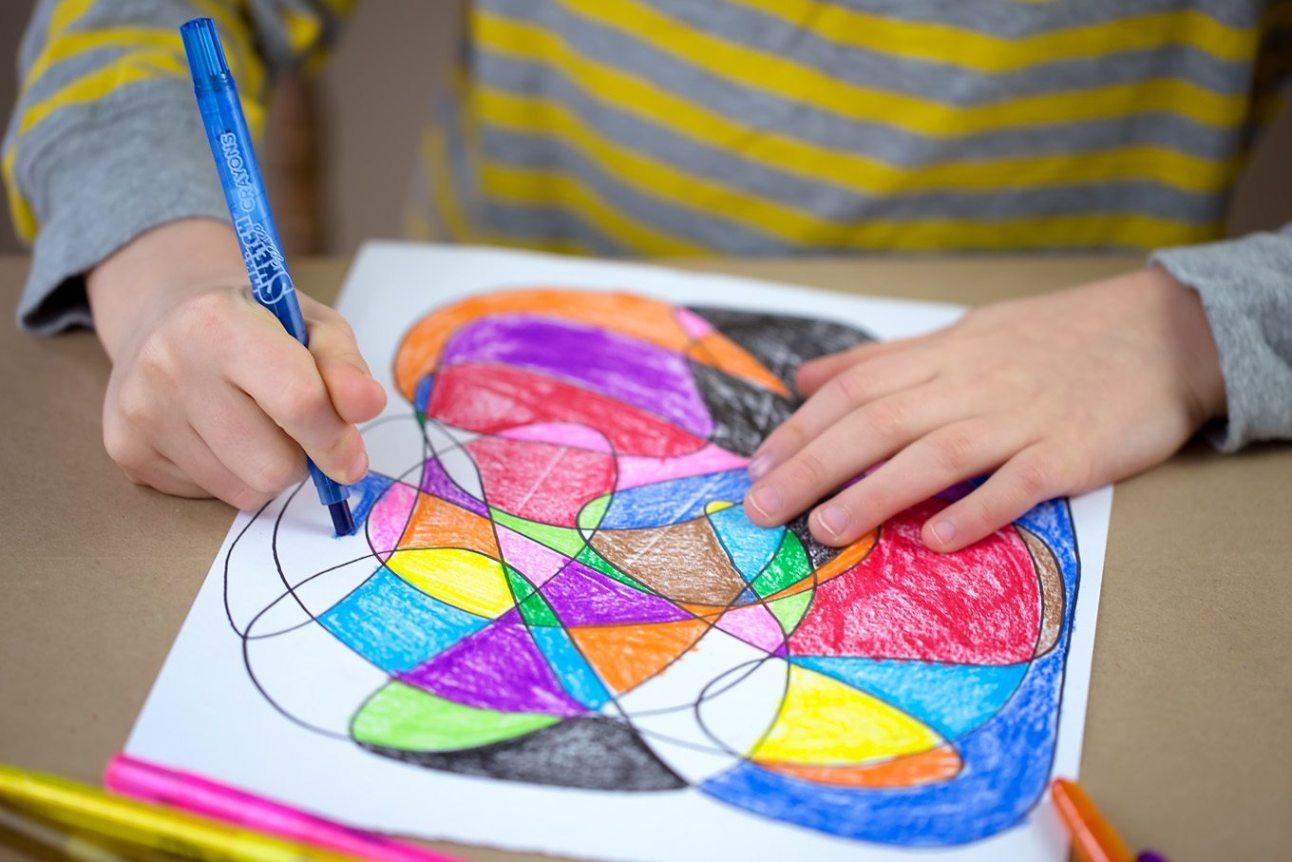Мастер-класс по рисованию в