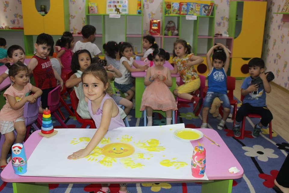 "Детский сад ""Yuvam"""