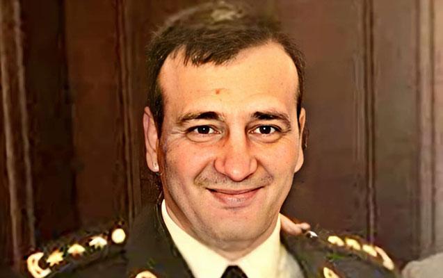 Улица в Баку названа именем генерала Полада Гашимова