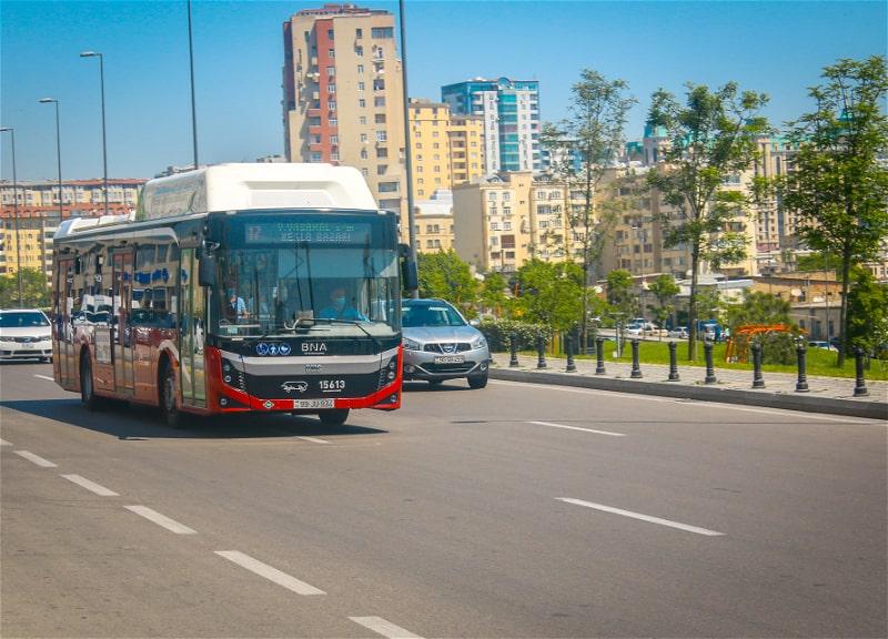 Ряд автобусных маршрутов продлевается до пляжей