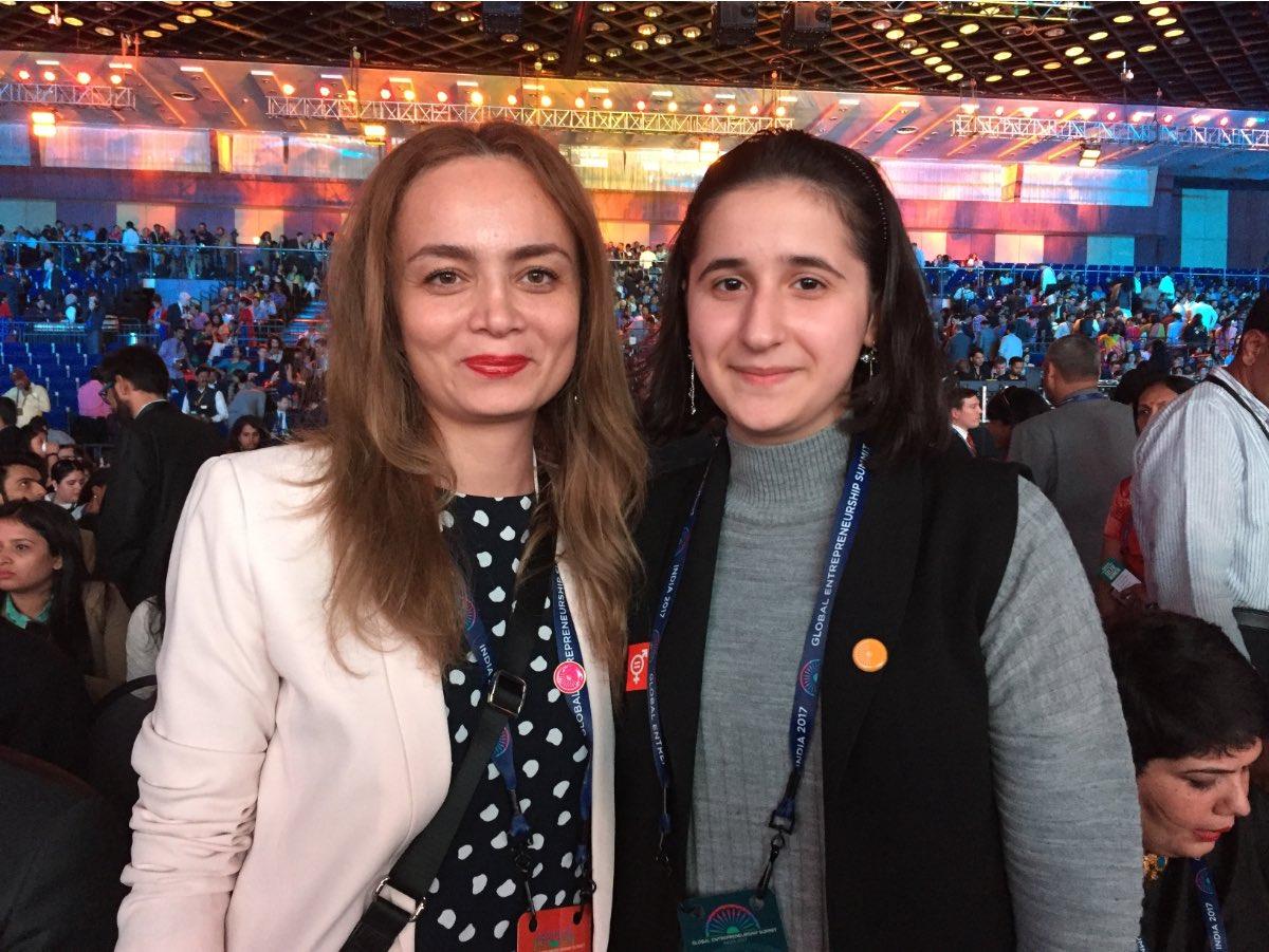 Иванка Трамп об изобретении юной азербайджанки
