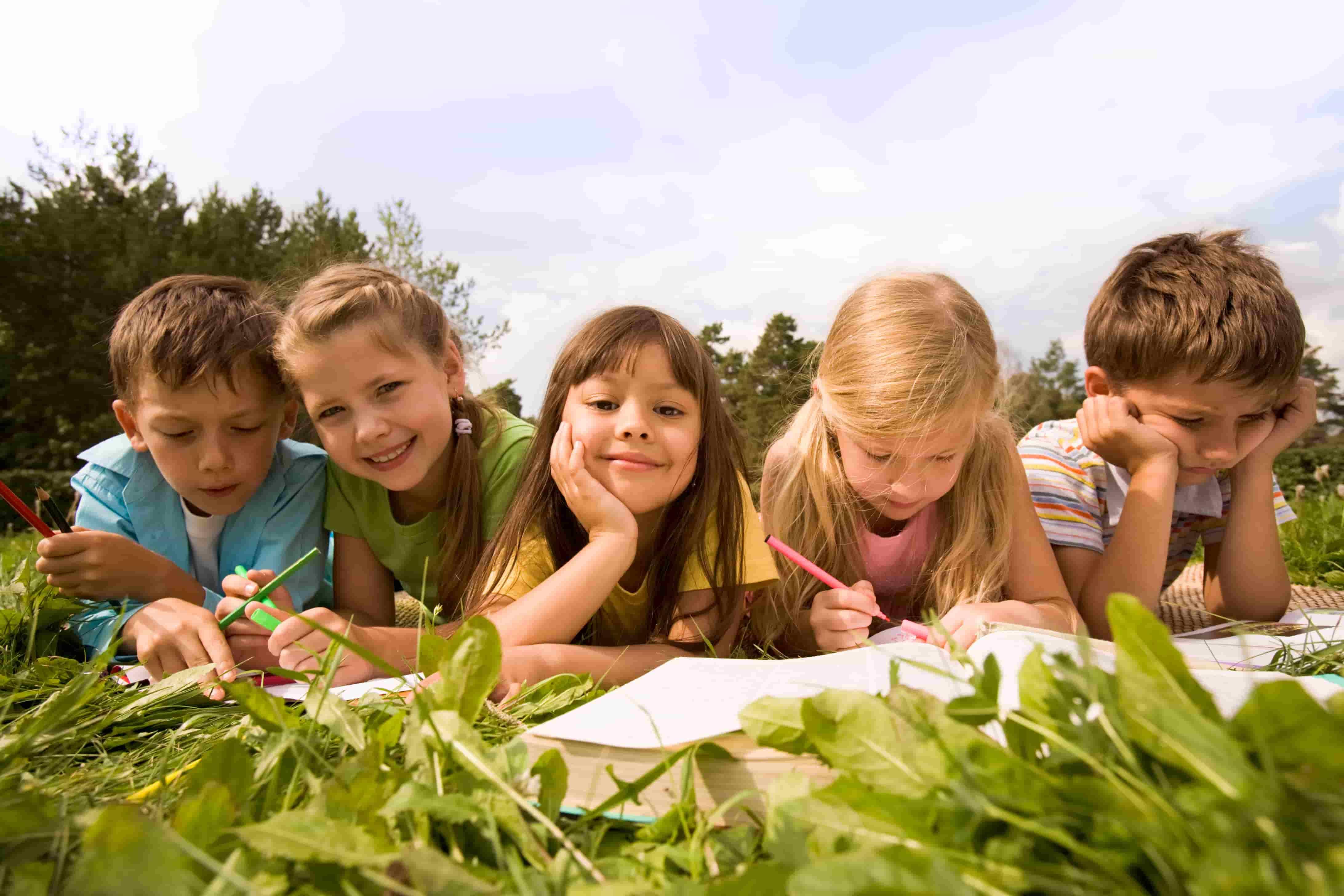 "Forest Camp в ""Crazy kids club"""