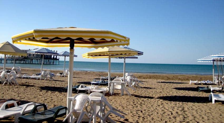 Опубликованы правила и запреты на пляжах