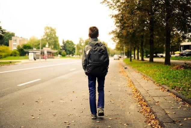 Правила безопасности для детей, которые вышли из дома одни
