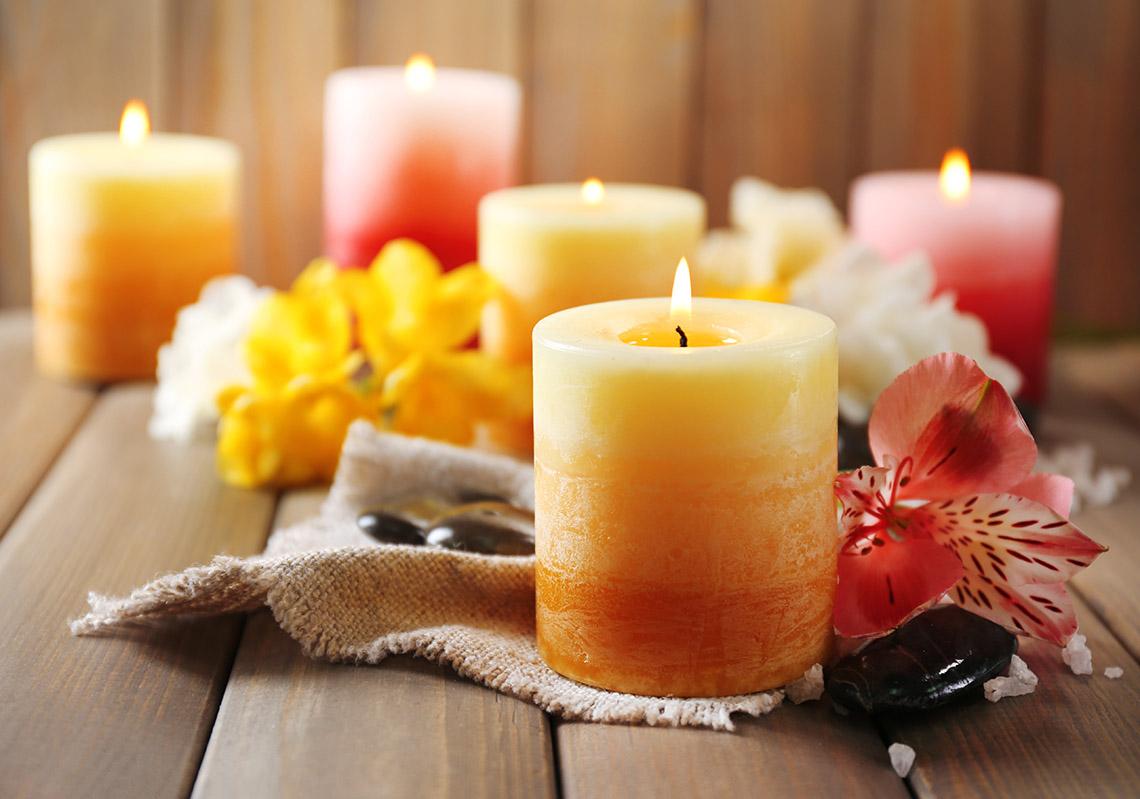 «Волшебные свечи с Царицей тьмы» в кафе «АндерСон»
