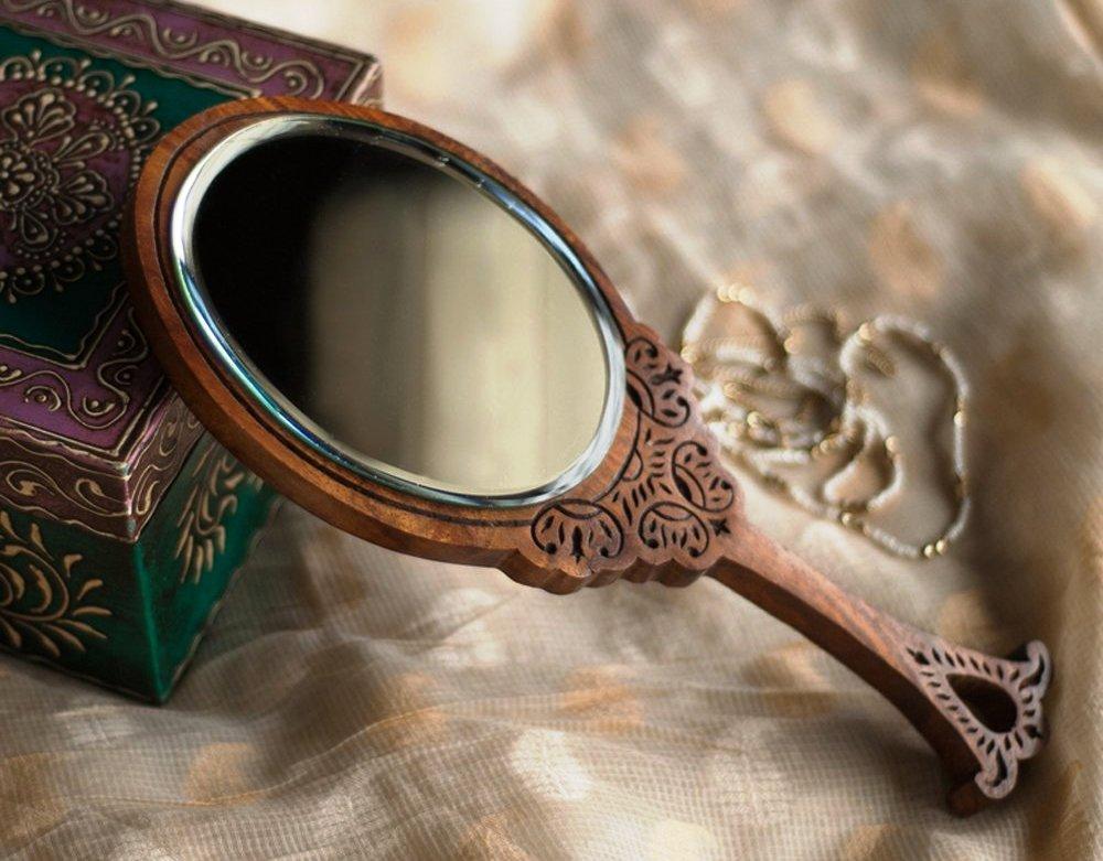 Мастер-класс по созданию ручных зеркал
