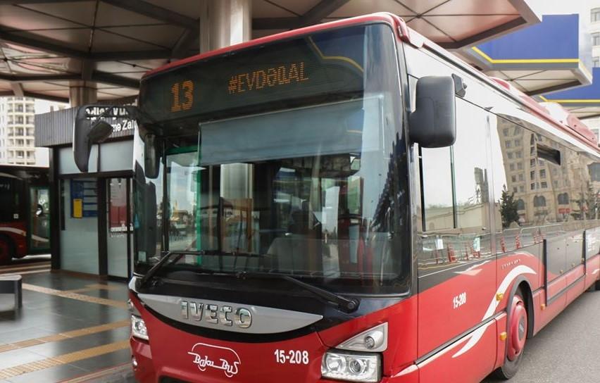 В Баку на линии пущены дополнительные экспресс-автобусы
