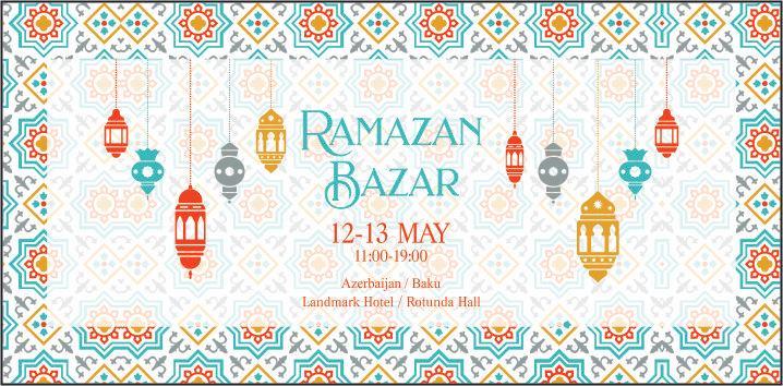 Благотворительная ярмарка к месяцу Рамазан