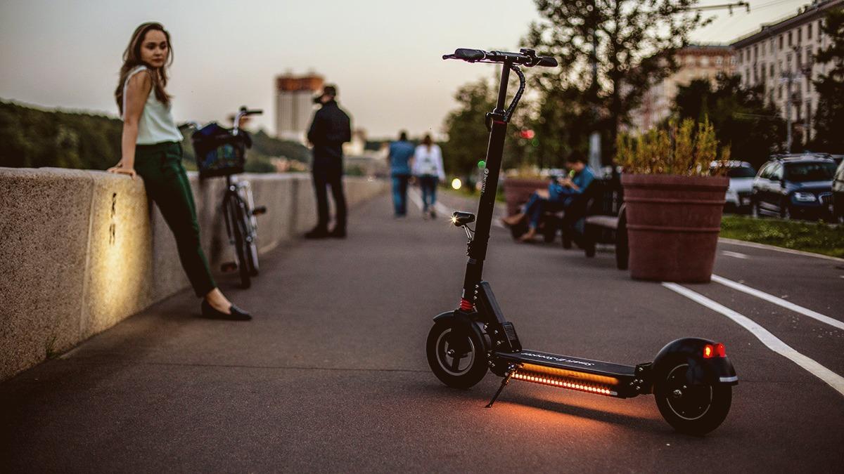Scooter tour с Ecotour