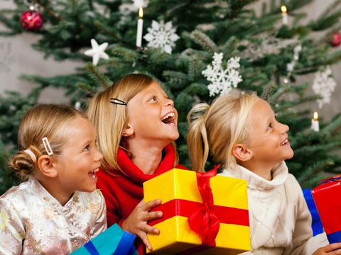 Рождественский праздник в