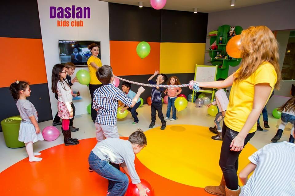 """""""Dastan Kids Club"""""""
