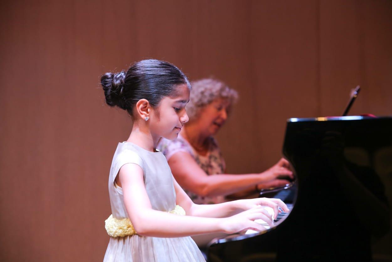 В Баку проходит детский музыкальный фестиваль