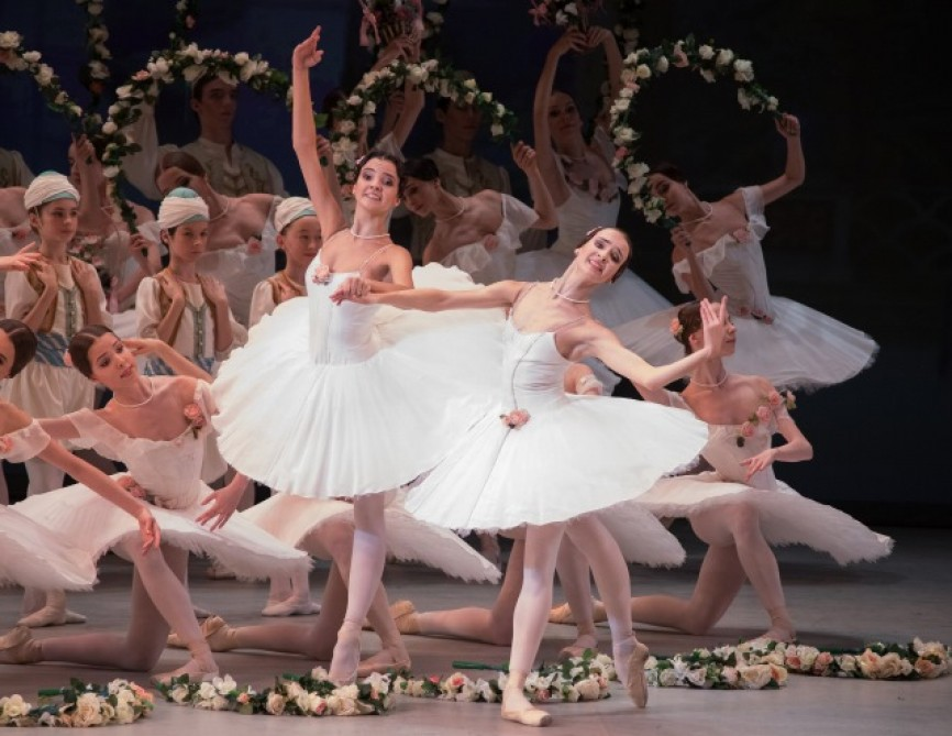 Звёзды Большого театра представят балет