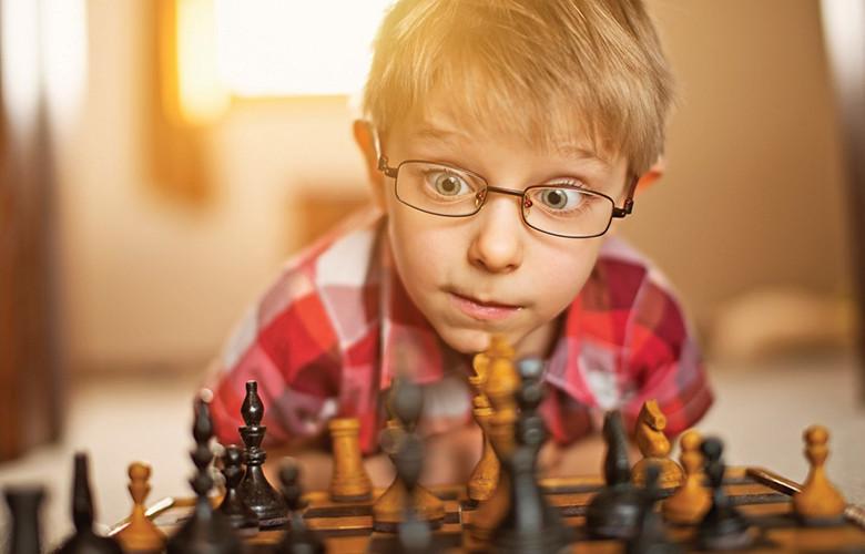 Шахматный турнир в Центре Гейдара Алиева