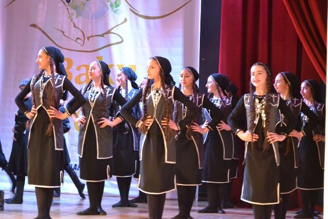 Международный фестиваль танцев