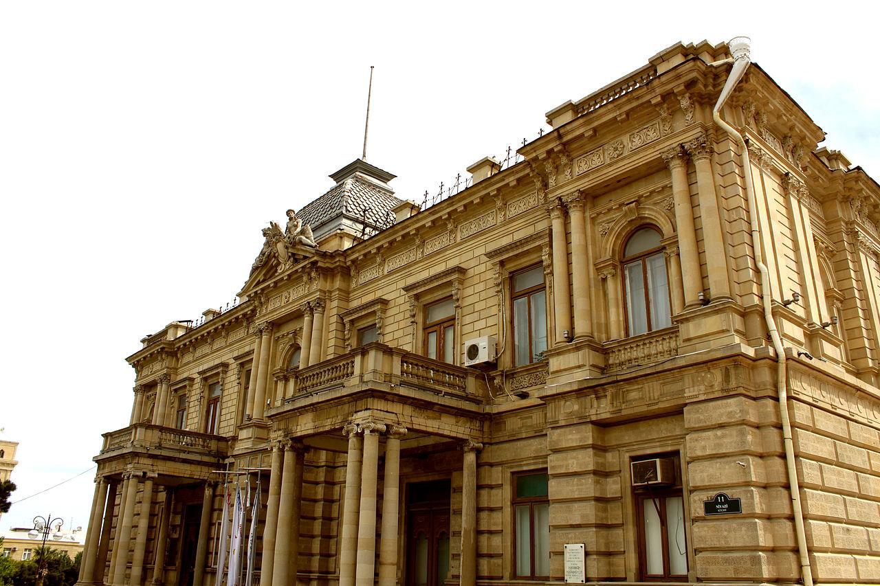 «Best of museum» в Национальном Музее Искусств