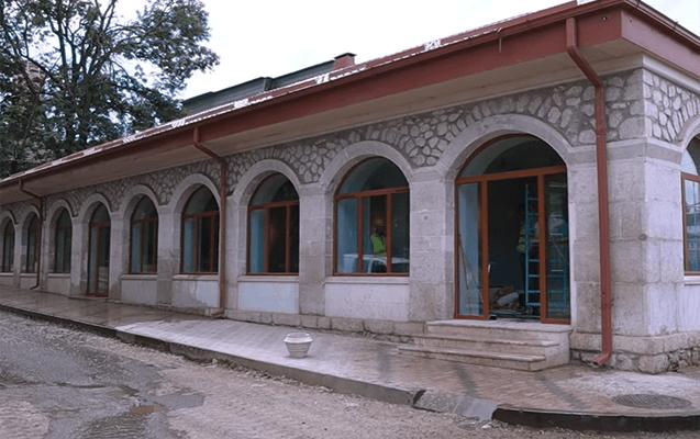 В Шуше восстанавливается творческий центр