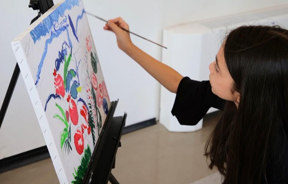 Бесплатный мастер-класс в Музее живописи