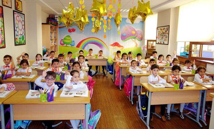 В Баку учащиеся дошкольных групп будут автоматически зачисляться в первый класс