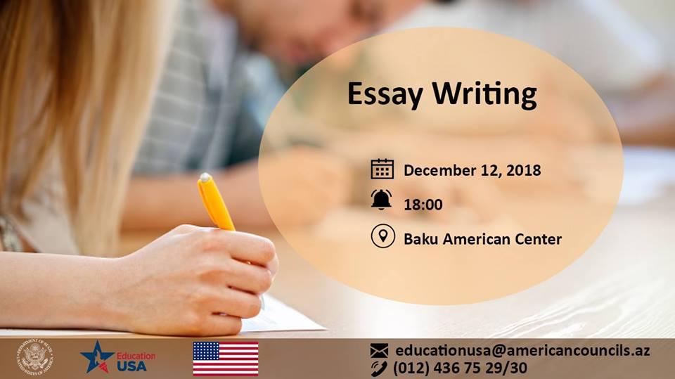 Презентация о правильном написании ЭССЕ