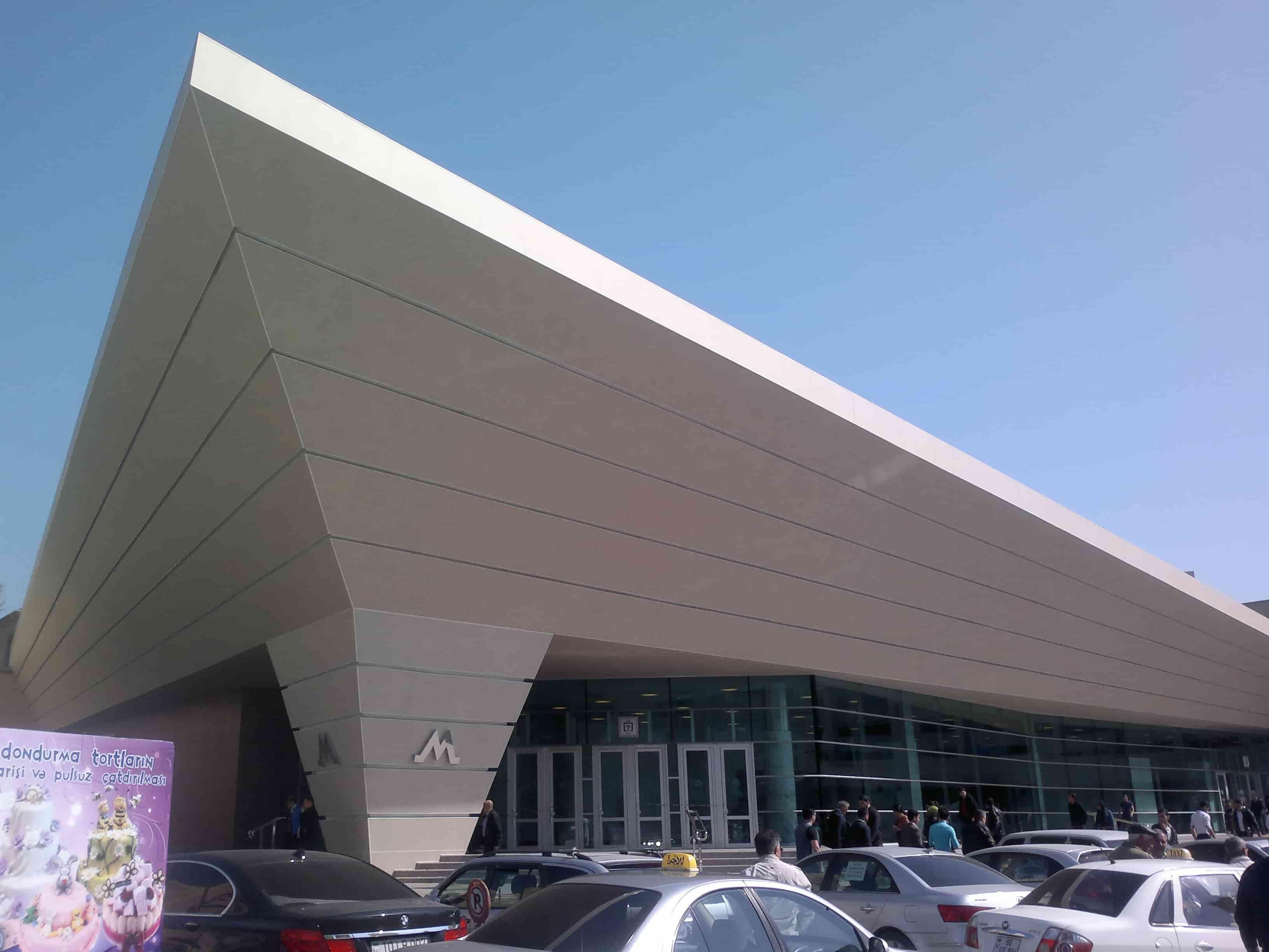 В Баку открыты вестибюли еще двух станций метро