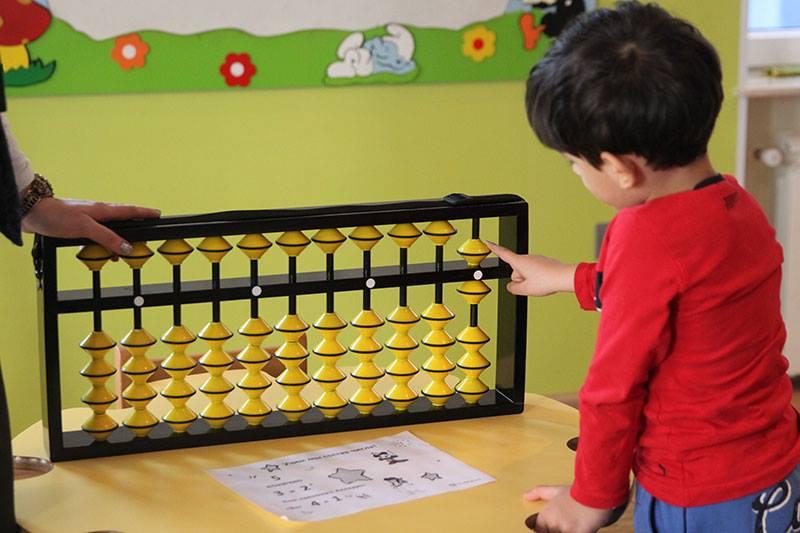 Бесплатный урок по ментальной арифметике для детей