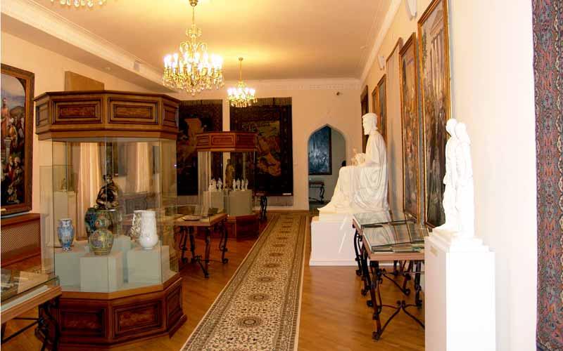 Национальный музей Азербайджанской литературы
