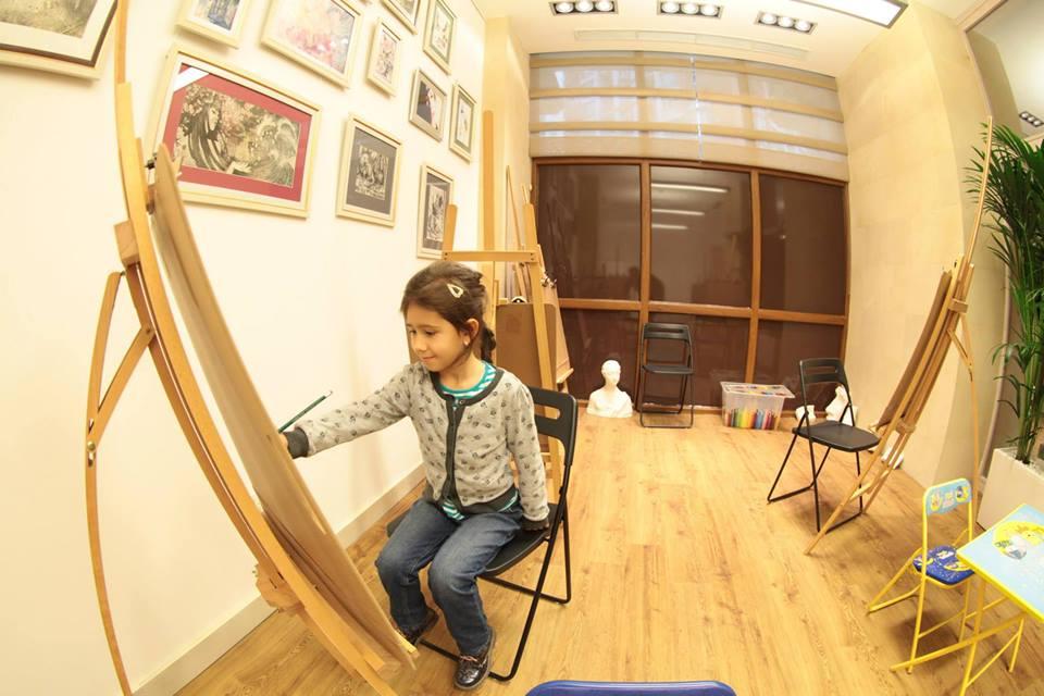 """Детский творческий центр """"ŞƏRQ ÇİRAĞİ"""""""