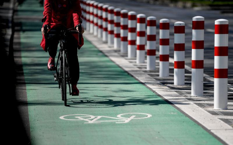 В Баку созданы новые велодорожки