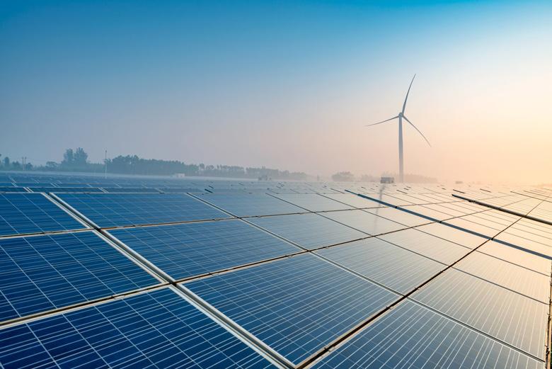 В освобожденных районах построят солнечные электростанции
