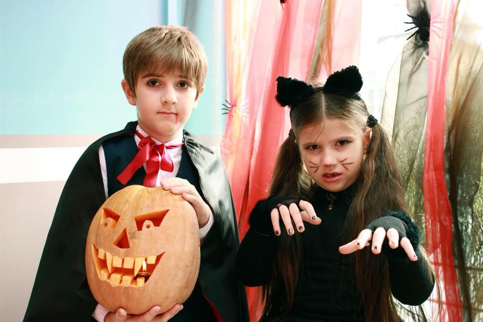 Хеллоуин-программа
