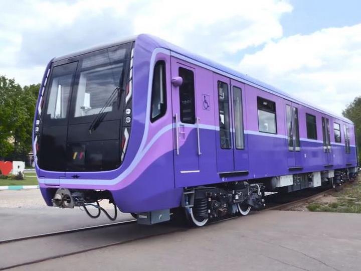Бакметрополитен получит новые вагоны