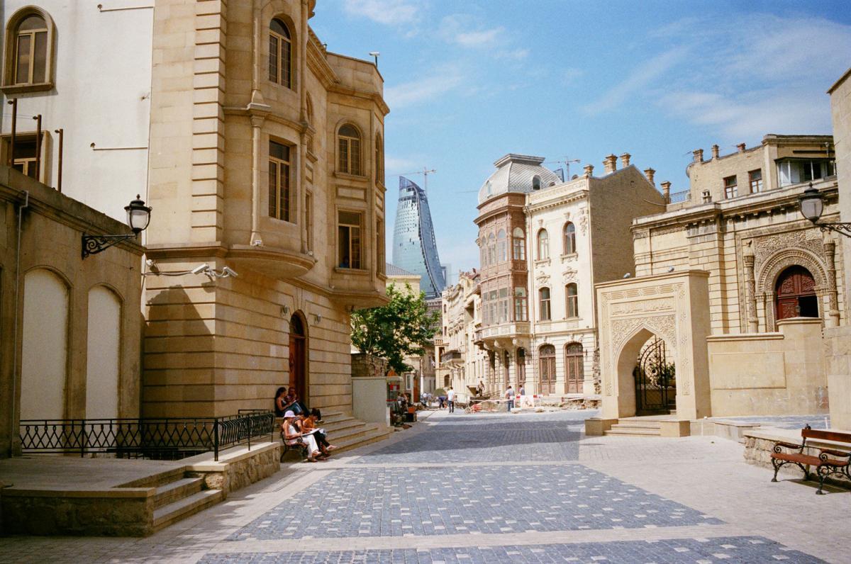 В Баку появится новый парк