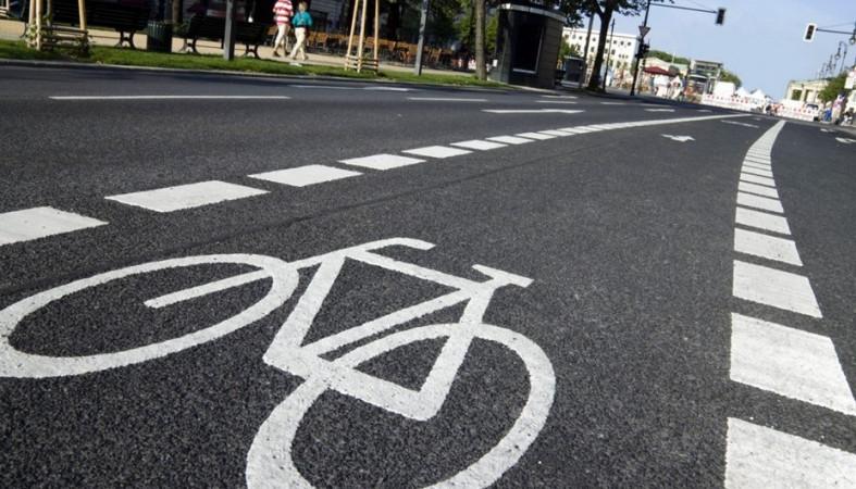 В центре Баку прокладывают новую велодорожку