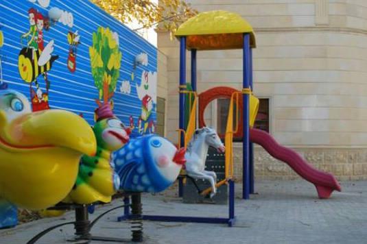 """Детский сад """"TEREMOK"""""""