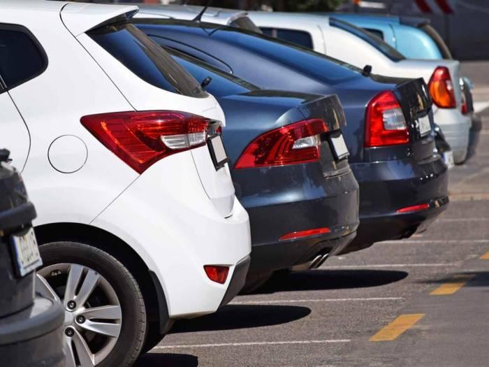 С 1 мая вводятся штрафы за незаконную парковку