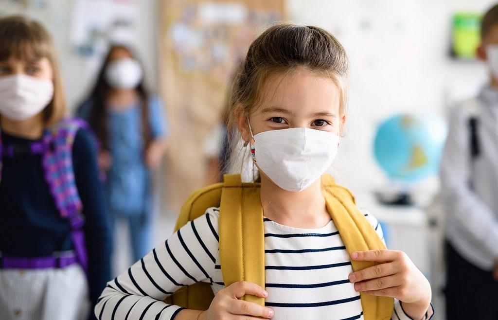 В школах ношение маски является обязательным