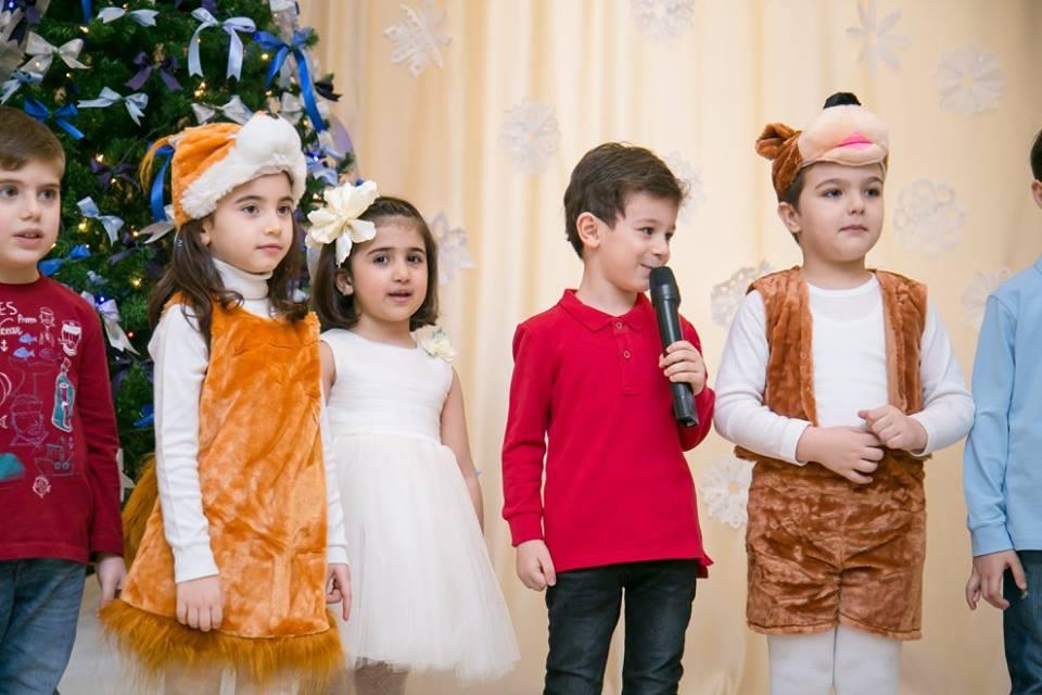 """Детский сад """"İnci Balalar"""""""