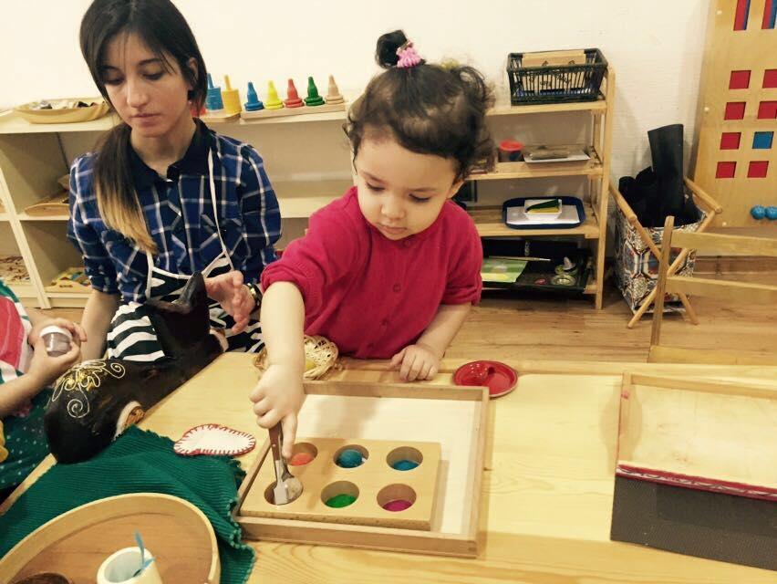 Montessori Center of Baku CASA de Bambini