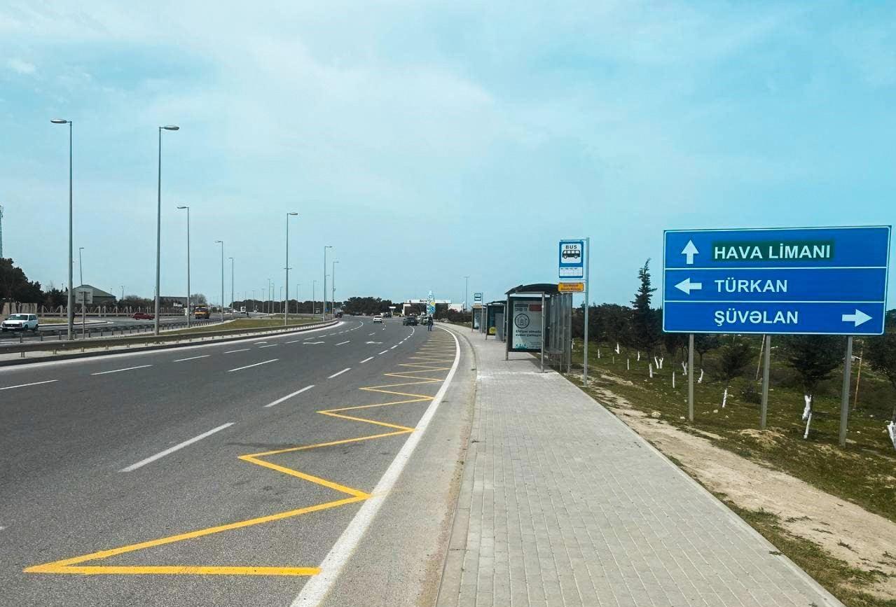 В Баку создан еще один Центр транспортного обмена