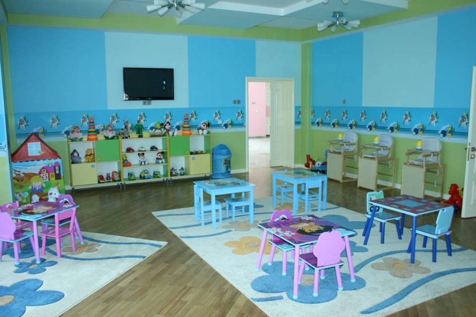 """Частный детский сад """"Baby Plaza"""""""