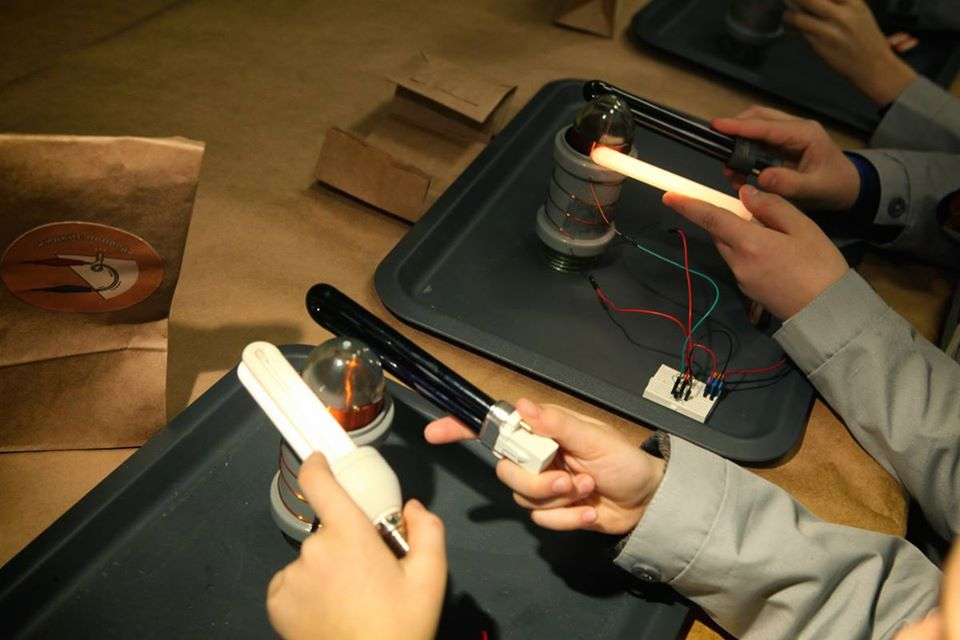 Интерактивная программа «Электричество»