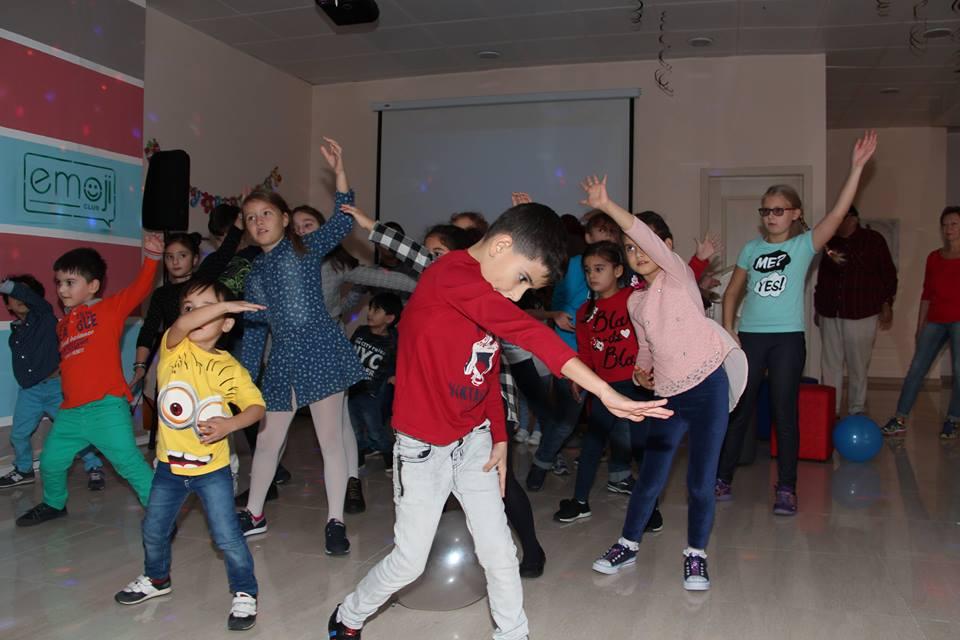 Хип-хоп для детей от участника
