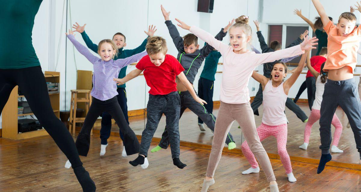Танцы для детей в